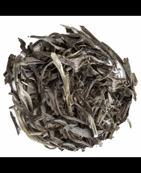 Boite à thé métal Lavande