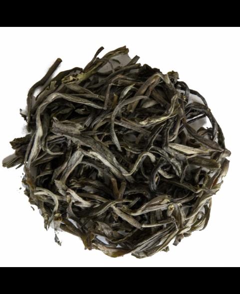 Boite à thé métal Bleue Azur