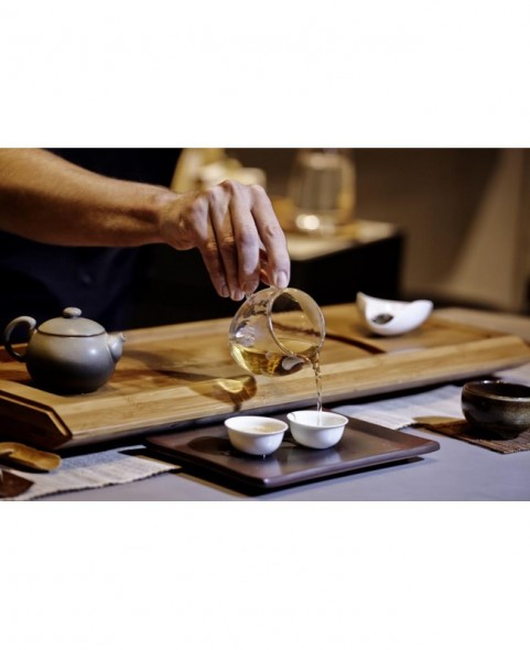 Gunpowder 珠茶 Thé Vert de Chine Bio