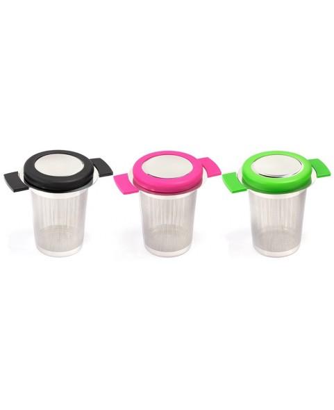 100 Filtres à thé Médium pour mug