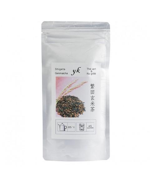 Banmai Gushu Cha  Pu'er cru de théiers anciens de Banmai 班卖古树茶