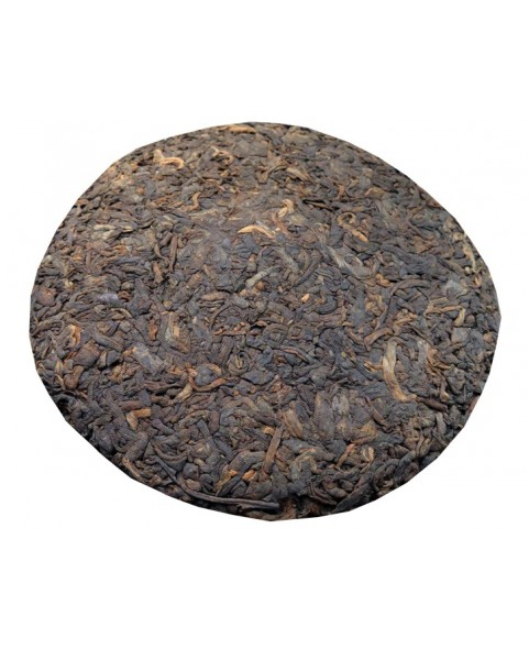 Boite à thé métal Rose tendre
